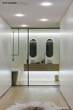 A Bathroom Washbasin By Victor Vasilev At Boffi London Www - Almost invisible minimalist kub bathroom sink by victor vasilev