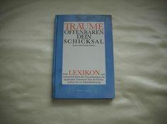 68) Buch: Träume offenbaren Dein Schicksal, Preis 8€