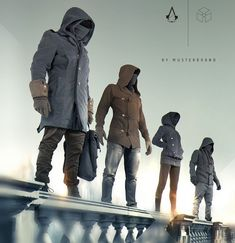 Musterbrand's Assassin's Creed Collection Is Stylishly Stealthy