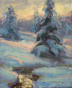 Dan Gerhartz is known for his romantic oil paintings of the land. fine art for the home, romantic paintings, original fine art, original oil paintings, art by Dan Gerhartz, home decor, winter landscapes, landscape paintings