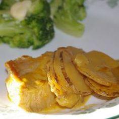Cheesy Pork Chop Casserole Allrecipes.com