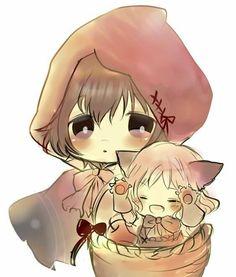 Diabolik Lovers- Azusa x Yui