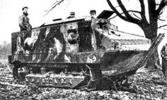 Schneider CA1 (M16) tank - Tanks in World War I - Wikipedia, the free encyclopedia