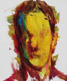 "Saatchi Art Artist Lim Cheol Hee; Painting, ""stranger (81)"" #art"