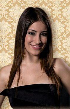 Hazal Kaya  turkish actress known for her beautiful eyes and awsome acting
