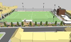 The Boston Redevelopment Authority approved on Jan. 16 WIT's proposal to construct a new Sweeney Field Athletics Complex. Existing plans call for a 110,000-square-foot project at a cost of $30,000,000. Initial site work is due to begin this year.