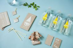 Smile Water on Packaging of the World - Creative Package Design Gallery