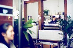 Toma Café, a small cozy cafe