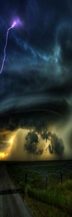 Beautiful supercell...