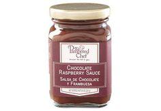 Chocolate Raspberry Sauce