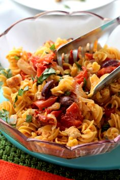 tried quinoa pasta recently- it is delish! Quinoa Pasta with Roasted Tomatoes