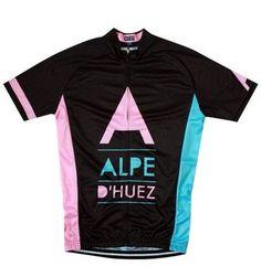 Cycling jersey Alpe d'Huez: