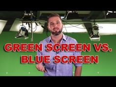 The Difference Between Green Screen & Blue Screen [ReelRebel #13]  This video goes through some of the basic differences and applications of a green and blue screen for video editing.