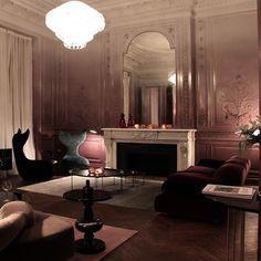 Yndo hotel Bordeaux * Interiors Interiors * The Inner Interiorista
