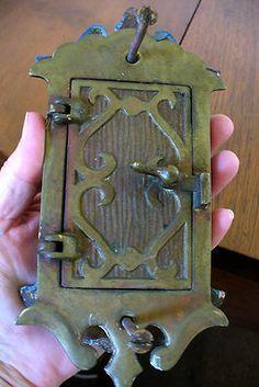 Labyrinth Inspired Door Knocker Necklace | Vintage Ads | Pinterest | Doors