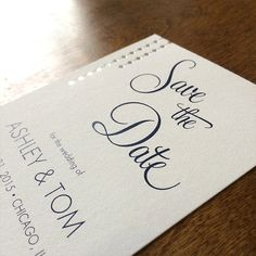 Silver Chandelier Foil Letterpress Save the Date SAMPLE ONLY; 1920s, Great Gatsby wedding; silver and navy on Etsy, $8.00