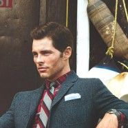 James Marsden...love