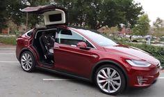 Tesla Model X 2016-2017. Tesla Model X, Tesla S, Electric Cars, Model Photos, Models, Journey, Trucks, American, Nice