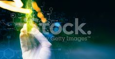 Microbiology concept royalty-free stock photo