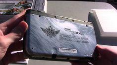 monster hunter 4 ultimate 3ds   Monster Hunter 4G New 3DS LL XL Unboxing - 4 Ultimate - YouTube