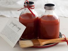 Get Juniper Mop Sauce Recipe from Cooking Channel