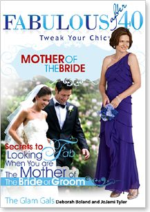 Want to look fabulous at your daughter (or son's) wedding, but have no idea what to wear? Pick up a copy of Mother of the Bride.