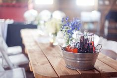 4 Things to DIY at your rustic wedding from rusticweddingchic.com