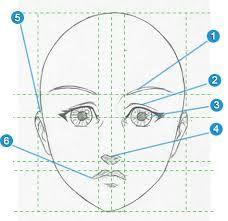 Resultado de imagen para estructura del cuerpo humano para dibujar anime de lado