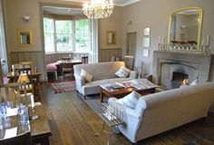 The beckford arms, wilthshire, UK - Sitting room