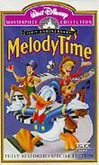 """Melody Time (1948) Opening with songbird Frances Langford crooning """"Once Upon a Wintertime"""" over beautiful frosty scenes, this charming  follow-up to Make Mine Music fuses wonderful Disney animation and contemporary music from 1948, the year the film was released. The anthology continues with a blend of nature and musical images set to """"Bumble Boogie,"""" and Donald Duck reunites with his cigar-smoking pal José Carioca in """"Blame It on the Samba."""""""