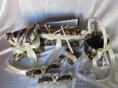 Realtree Camo Wedding Set