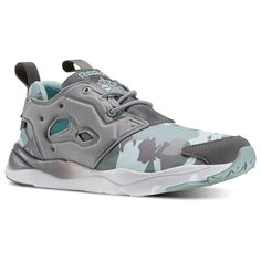 Reebok FuryLite Candy Girl - Grey | Reebok US
