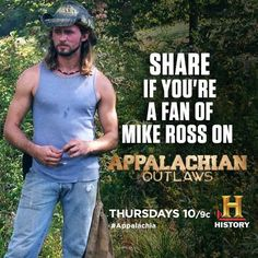 michael ross appalachian outlaws - Google Search