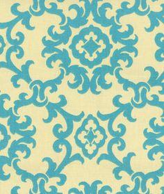 45'' Home Essentials Fabric- Swavelle Millcreek Akron Panorama Iceberg