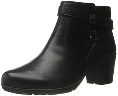 Easy Spirit Womens Adino Chelsea Boot Black 65 M US ** To view further for this item, visit the image link.