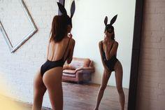 Elizabeth Ai-Quyen - Bad Bunny for Yume Magazine