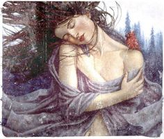Solve Art work by Lauri Blank jigsaw puzzle online with 56 pieces Fantasy Images, Fantasy Art, Schools In Nyc, Maiden Mother Crone, The Gift Of Imperfection, Signs Of Life, Daring Greatly, Color Studies, Wiccan