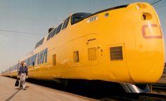 Turbo Train 3 High Speed Rail Canada