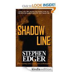 Shadow Line  Stephen Edger $2.99 #books