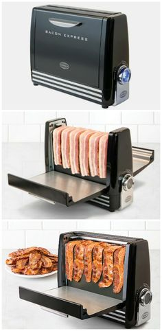 Bacon Express - The simpler way to perfectly cook bacon. #affiliate