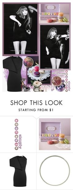 """how dare they"" by cielle-eh-eh ❤ liked on Polyvore featuring Market, Posh Totty Designs Interiors, J.W. Anderson, Christian Louboutin, Elyse Jacob and B. Ella"