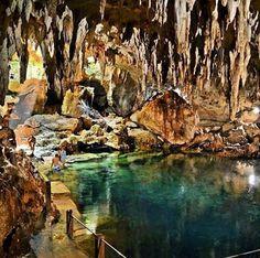 Cave in Bohol, Philippines - #Bohol #Cave #Philippines