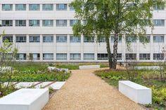 OMGEVING_UZ-Jette_043 «  Landscape Architecture Works   Landezine