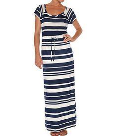 Modest casual summer dress