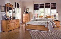 Carolina Furniture Works Common Sense 6 Drawer Chest