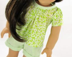 CLEARANCE American Girl doll clothes. Spring by LollyDollyDesigns