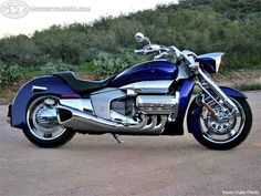 Honda Rune Bagger Motorcycle, Honda Motorcycles, Custom Motorcycles, Cruiser Bike Accessories, Honda Valkyrie, Custom Trikes, Hot Bikes, Harley Davidson V Rod, Biker