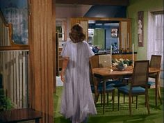 Bewitched TV series-dining-rm-1