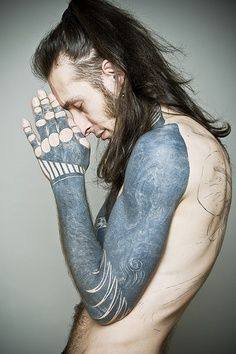 Skinny, long-haired men with interesting tattoos? Yes, please!