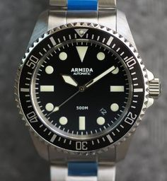 ARMIDA WATCHES